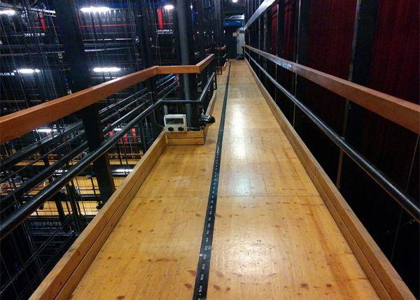 Teatro real fsl ingenieros - Aguirre newman arquitectura ...