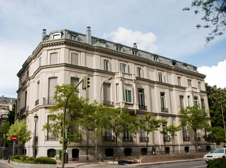 Sede social banca march fsl ingenieros for Oficinas banca march palma