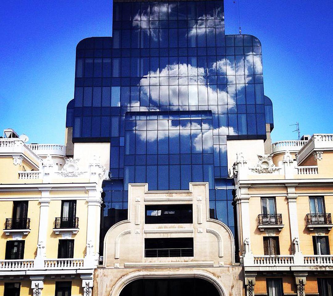 Edificio gran v a 30 fsl ingenieros - Aguirre newman arquitectura ...