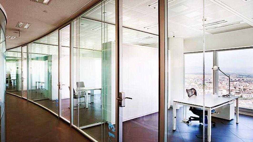 Sede social ohl torre espacio fsl ingenieros - Aguirre newman arquitectura ...